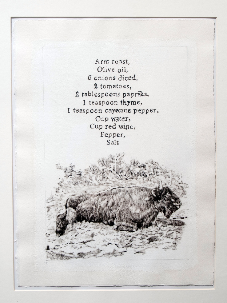 The European Bison (Bison bonasus), also known as Wisent (/ˈviːzənt/ or /ˈwiːzənt/) or the European Wood Bison